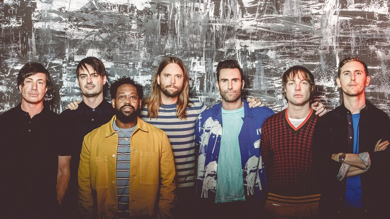 About Maroon 5 – American Pop Rock Band