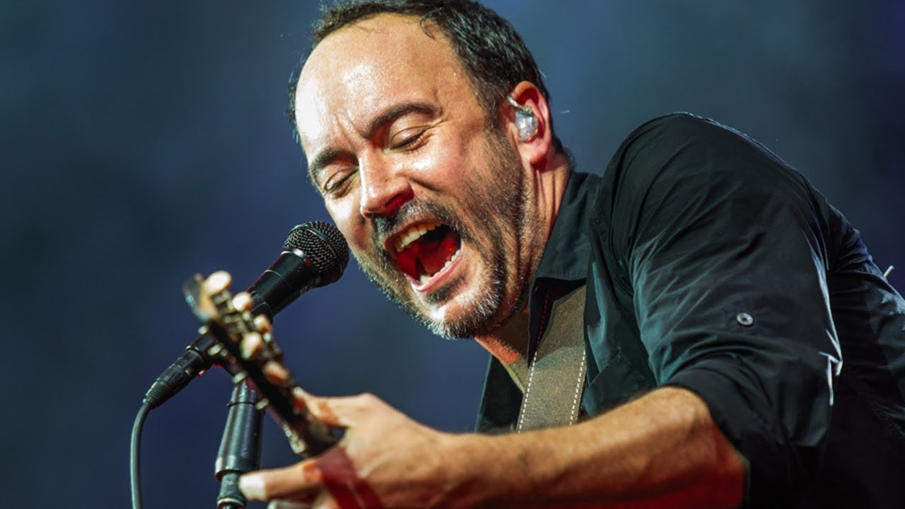 Dave Matthews Band – American Rock Band